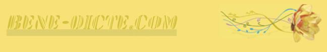 Logo Bene-dicte.com